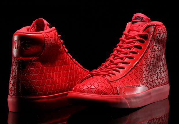 """the best attitude 9f23e 53007 Nike Blazer Mid Metric """"University Red"""" (Another Look)"""