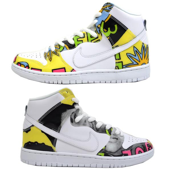 hot sale online db9bf 0c3bb Nike SB Dunk High PRM