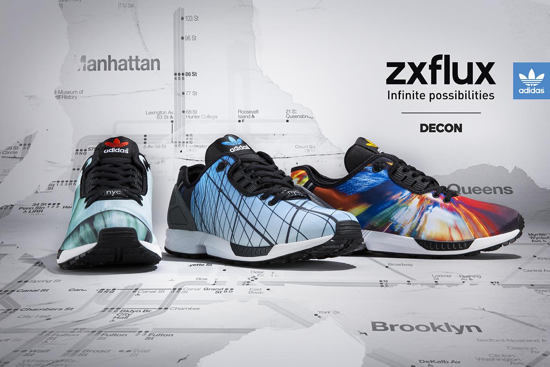 adidas Originals ZX Flux Decon