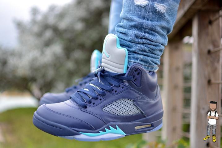 Take An On-Foot Look At The Air Jordan