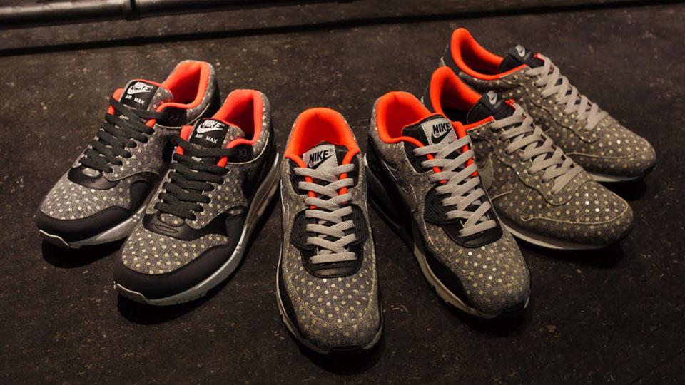 "newest 6d0ee 877d8 Nike Sportswear ""Polka Dot"" Pack (A Closer Look)"