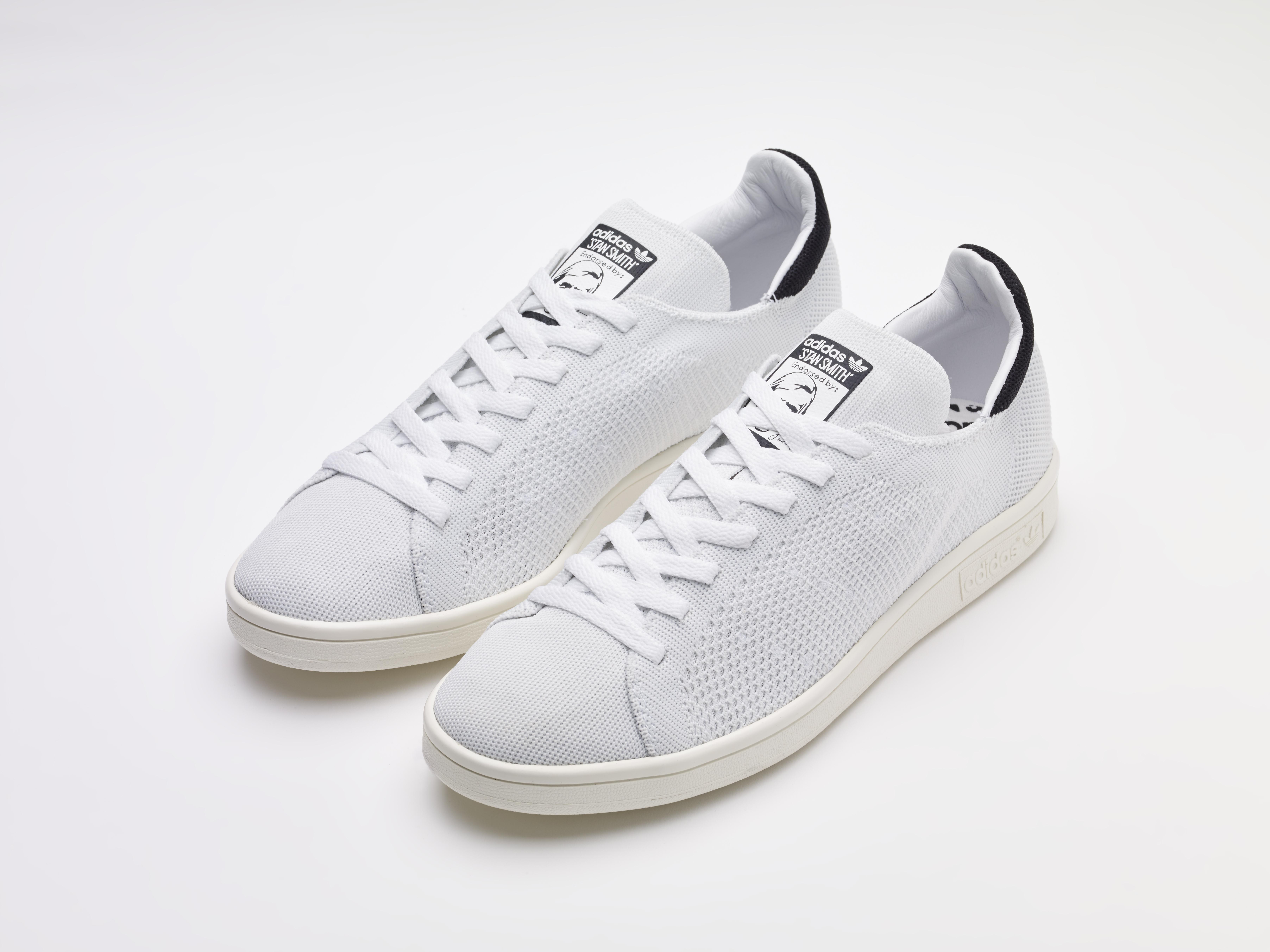 pas mal e2861 f0f36 adidas Originals Stan Smith Primeknit - Global Release Date ...