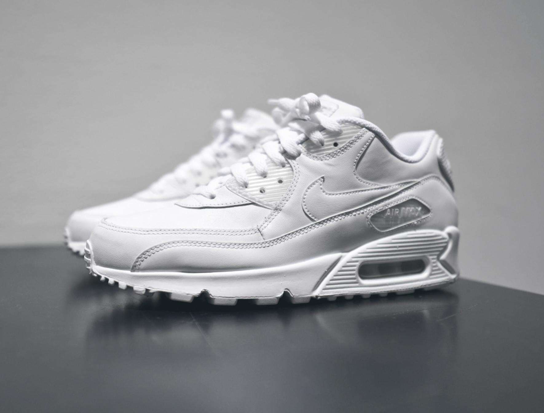 An Essential Pair: Nike Air Max 90 LTHR