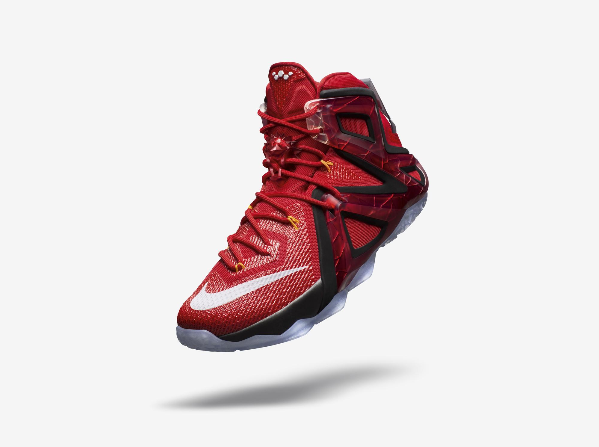 buy online c3b2d 0d035 Nike LeBron 12 Elite
