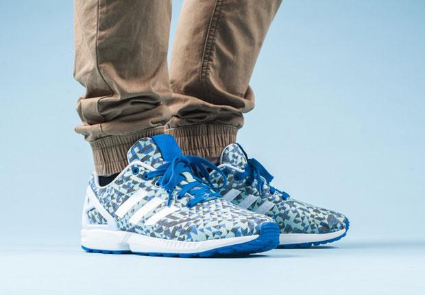 size 40 c4083 aa11d The adidas Originals ZX Flux Weave