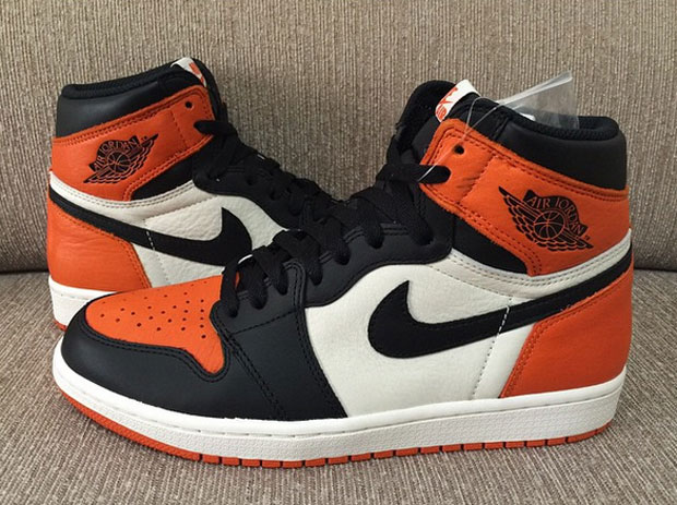lowest price 4d9c5 bcbcb These Black and Orange Air Jordan 1s are on SMASH ...