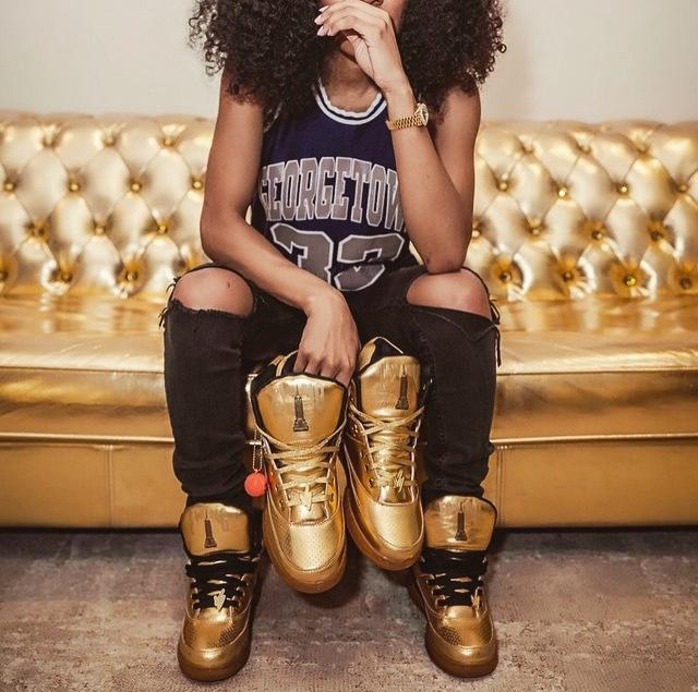 Teyana Taylor • KicksOnFire.com