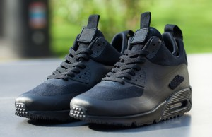 """sports shoes 8031b 46b34 Nike Air Max 90 Sneakerboot SP Patch """"Black"""""""