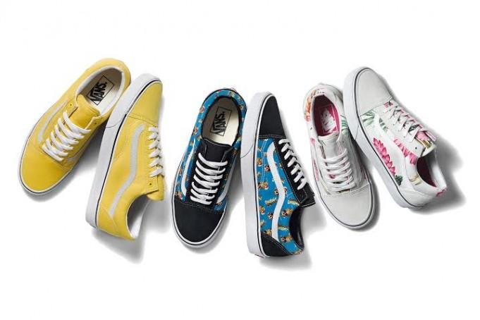 Top 4 Vans Old Skool Sneaker in neuen Colorways   Defshop
