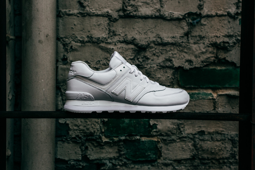 separation shoes b4b97 d02f4 A Really Clean New Balance 574
