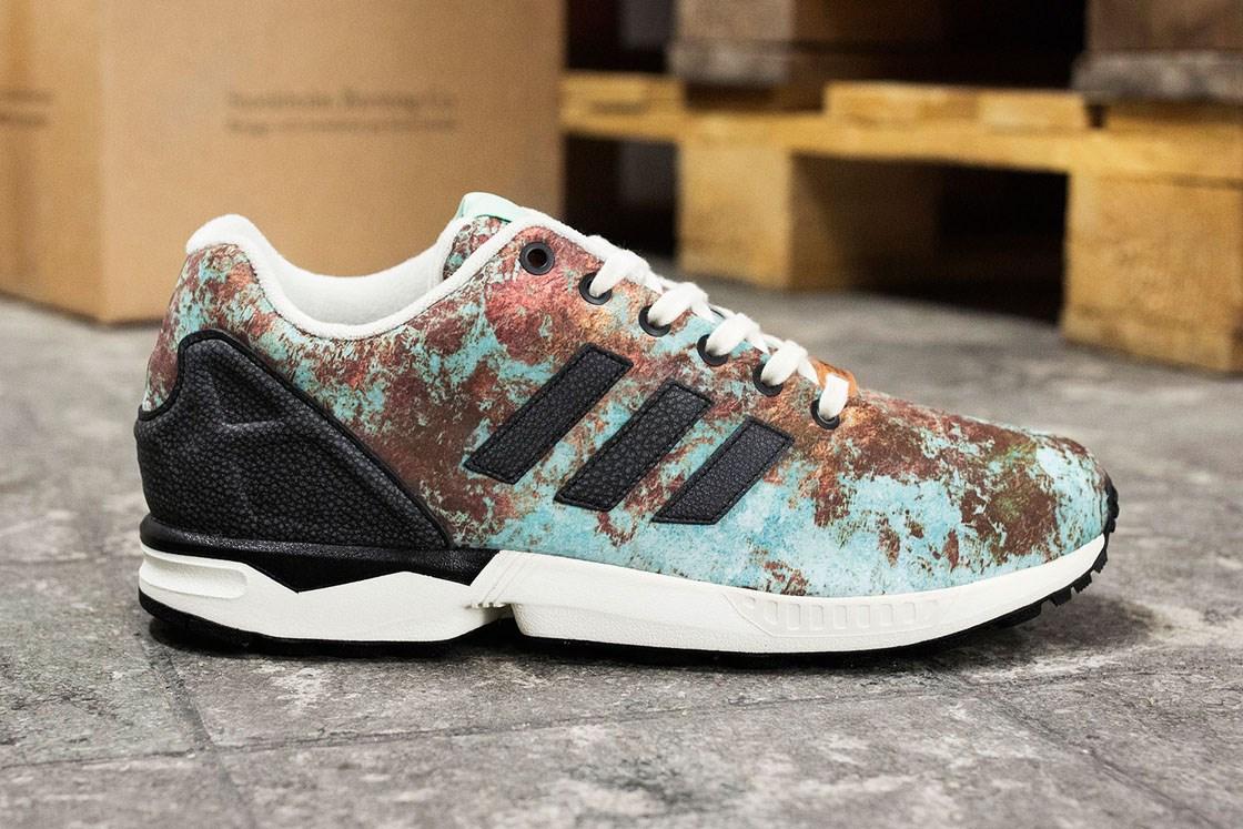 official photos b9302 b36a7 Release Date: Sneakersnstuff x adidas Originals ZX Flux ...