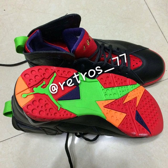 "hot sale online 6c893 9be2b Could This Be The Real Air Jordan 7 ""Marvin The Martian"""