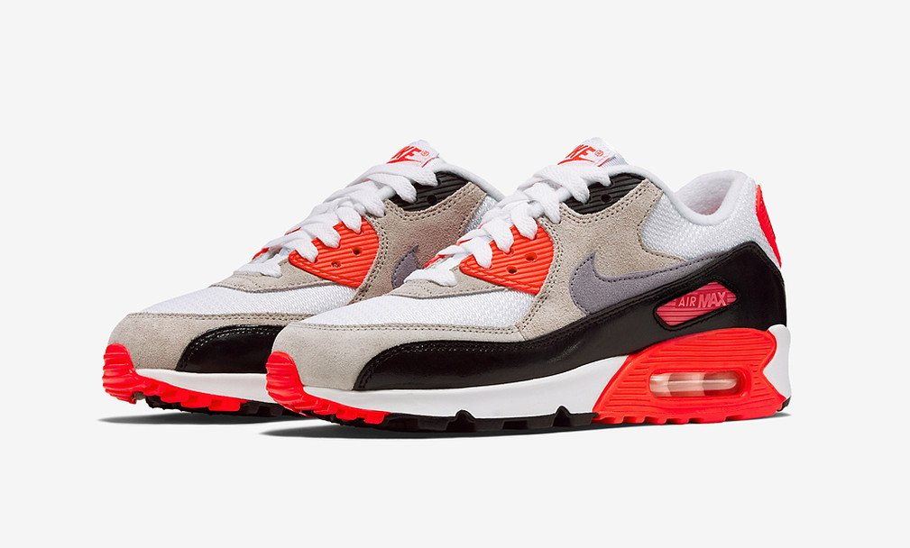 Get Ready For The Nike Air Max 90