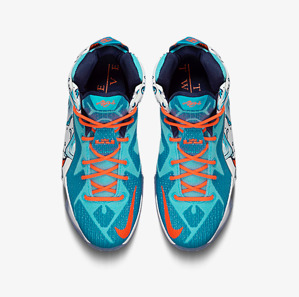 """quality design 906ef 54988 You can Purchase the Nike LeBron 12 GS """"Buckets"""" Now"""