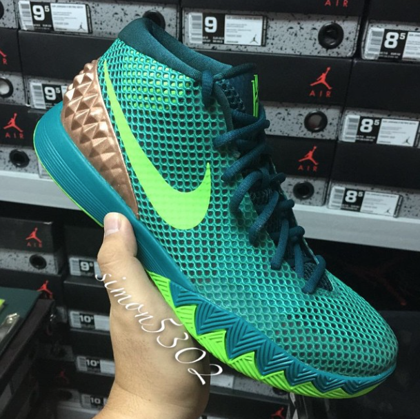 A New Colorway of the Nike Kyrie 1 is