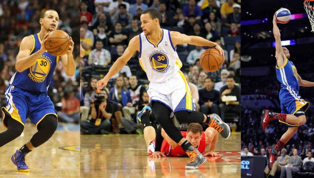 If Nike Had Kept Stephen Curry
