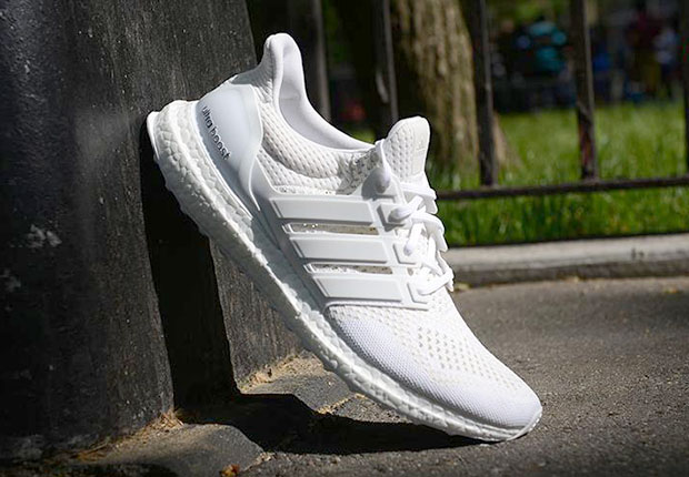 """The adidas Ultra Boost """"White"""" Will Release Tomorrow Morning"""