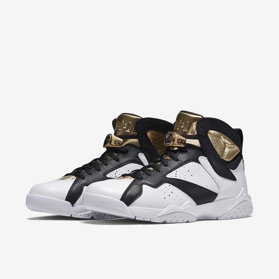 "new arrival b3cc4 349d4 Air Jordan 7 ""Champagne"" (Official Photos) • KicksOnFire.com"