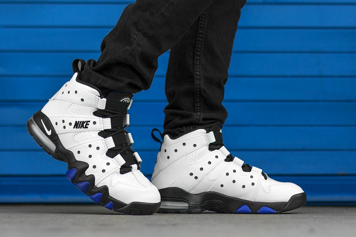 100% authentic b8cb1 3be67 One of the popular (Non Jordan) silhouettes from the 90s is returning again  with another colorway for 2015. The Nike Air Max2 CB 94, which is Sir  Charles ...