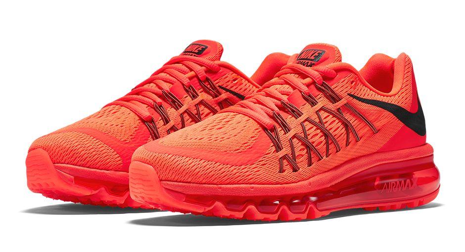 red air max 2015