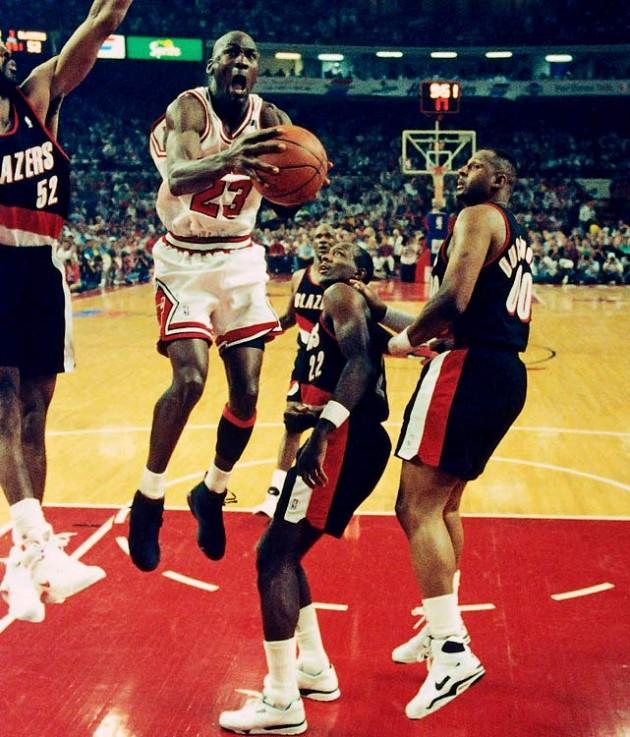 best service 4c5ee 0032f NBA Kicks Retro: 23rd Anniversary Of