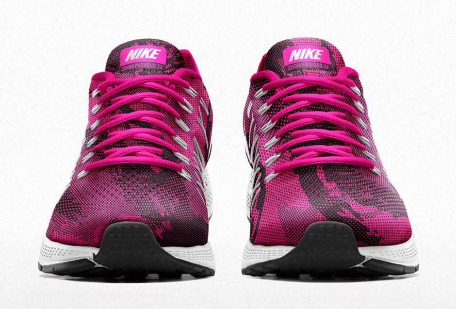 meilleur service 63dfb caccc Release Date: Nike Air Zoom Pegasus 32 iD • KicksOnFire.com