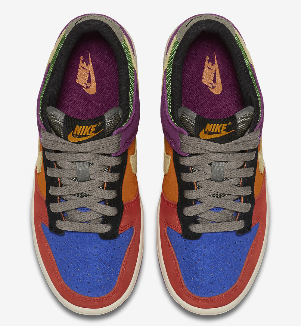 """reputable site 935e1 b4f65 The Nike Dunk Low """"Viotech"""" Is Releasing Again, But Only For a Select Group  of People"""