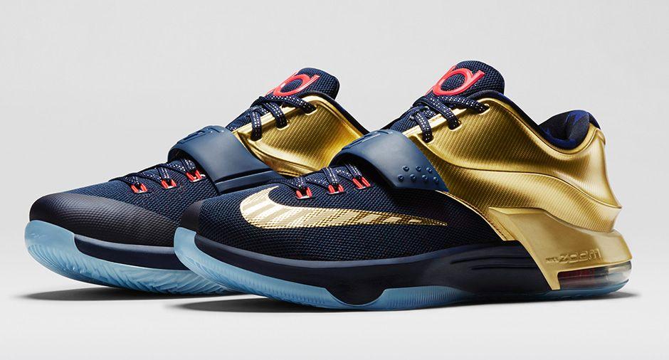 watch 1c581 7838b Top 10 Colorways of The Nike KD 7 • KicksOnFire.com