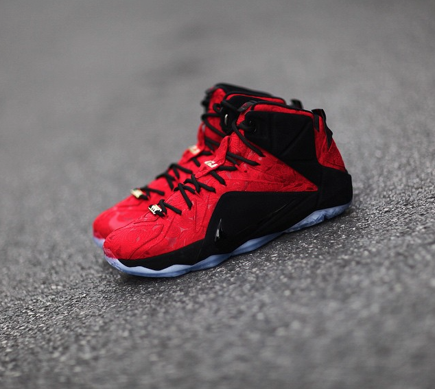 check out 5bd17 d4c99 Nike LeBron 12 EXT