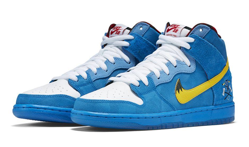 lowest price dc699 1285f Familia x Nike SB Dunk High Premium