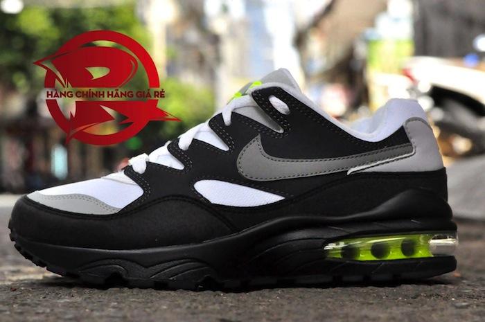 "Nike Air Max 94 ""Black/Grey-Neon"" • KicksOnFire.com"