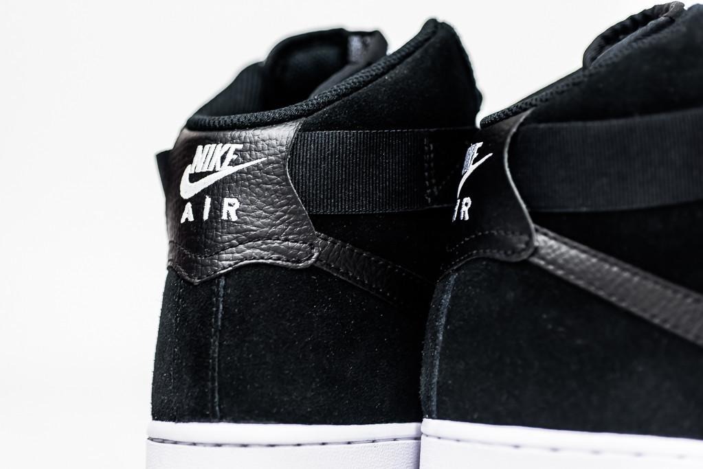 A Classic All Around: Nike Air Force 1 High - Black / White