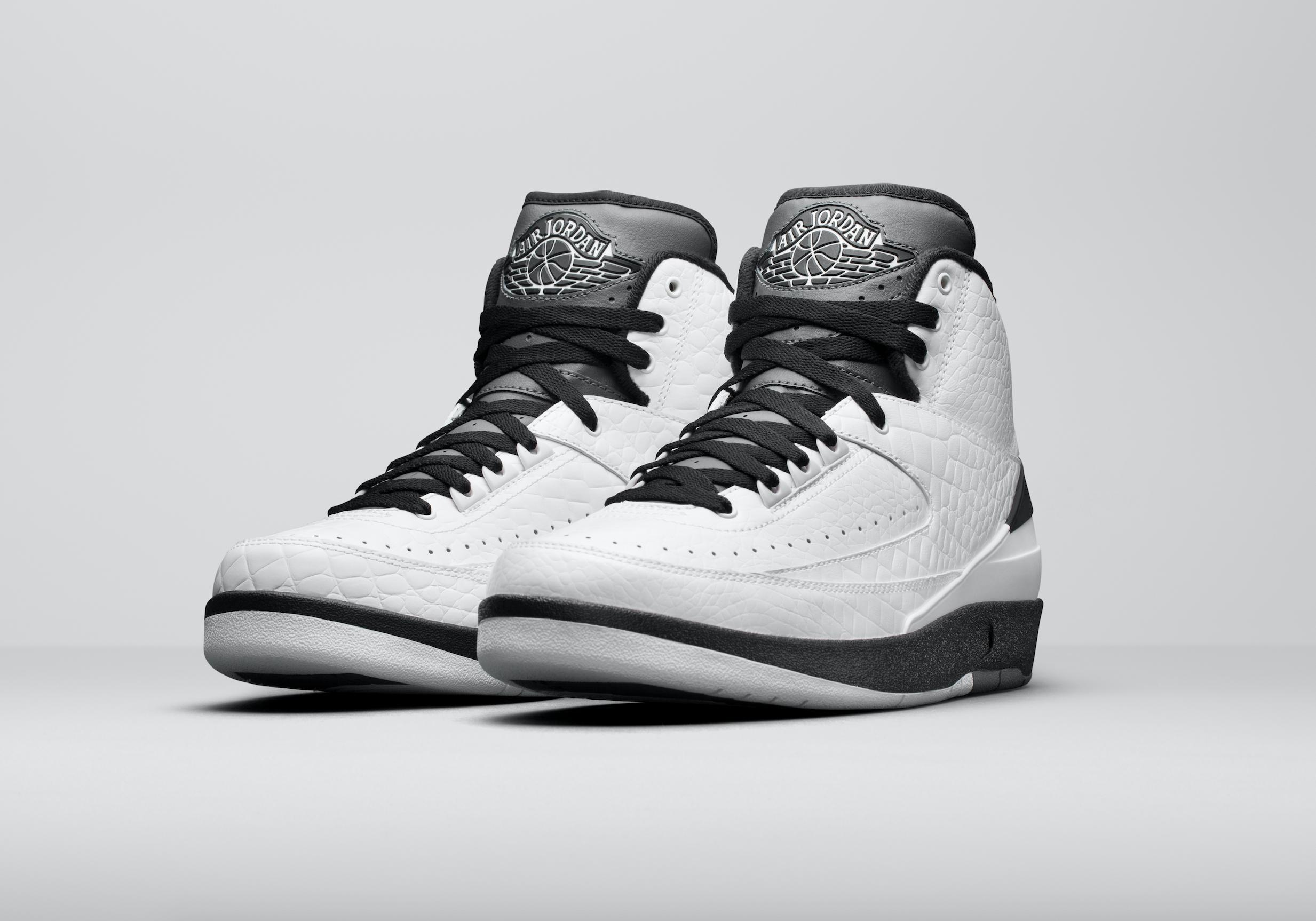 huge discount 635df 84362 Air Jordan 2 Wing It • KicksOnFire.com