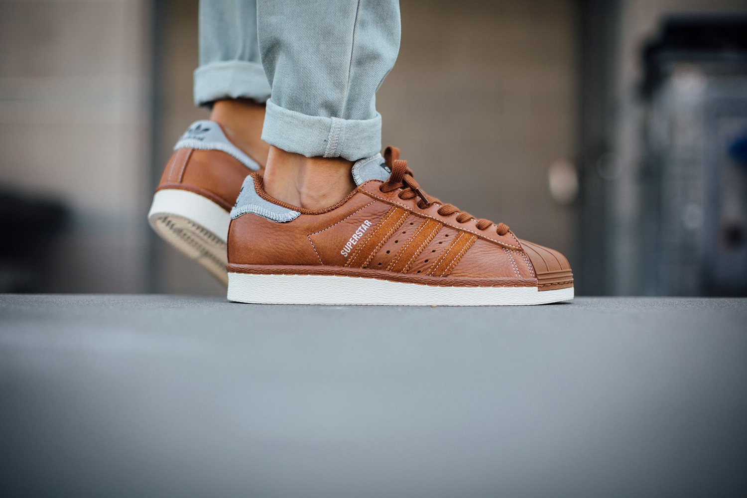 Originals Superstar A The Take Look At Clean Adidas 80s bvfymI67Yg
