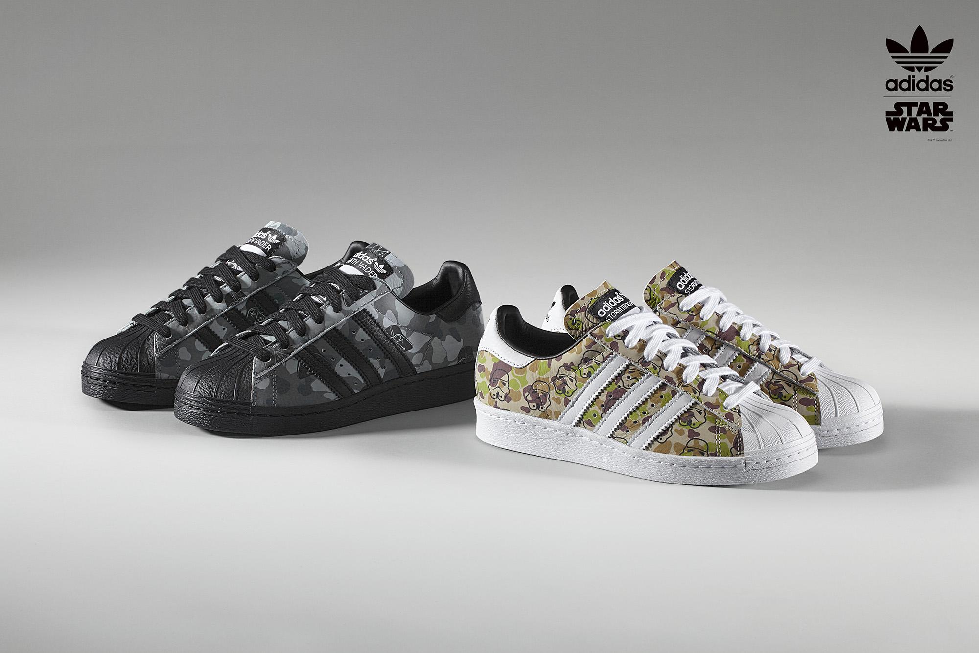 The adidas Originals Superstar 80s Receives