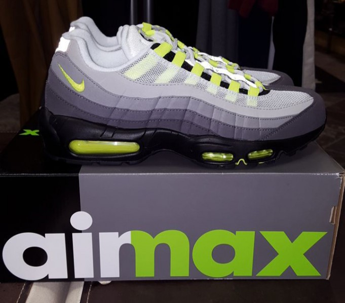 uk availability 1dc81 7a4e1 Nike is coming back with the OG Air max 95