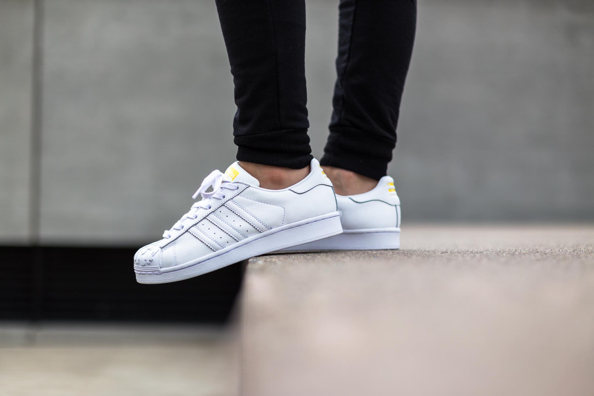 NEW ARRIVAL: The Todd James adidas Originals Superstar