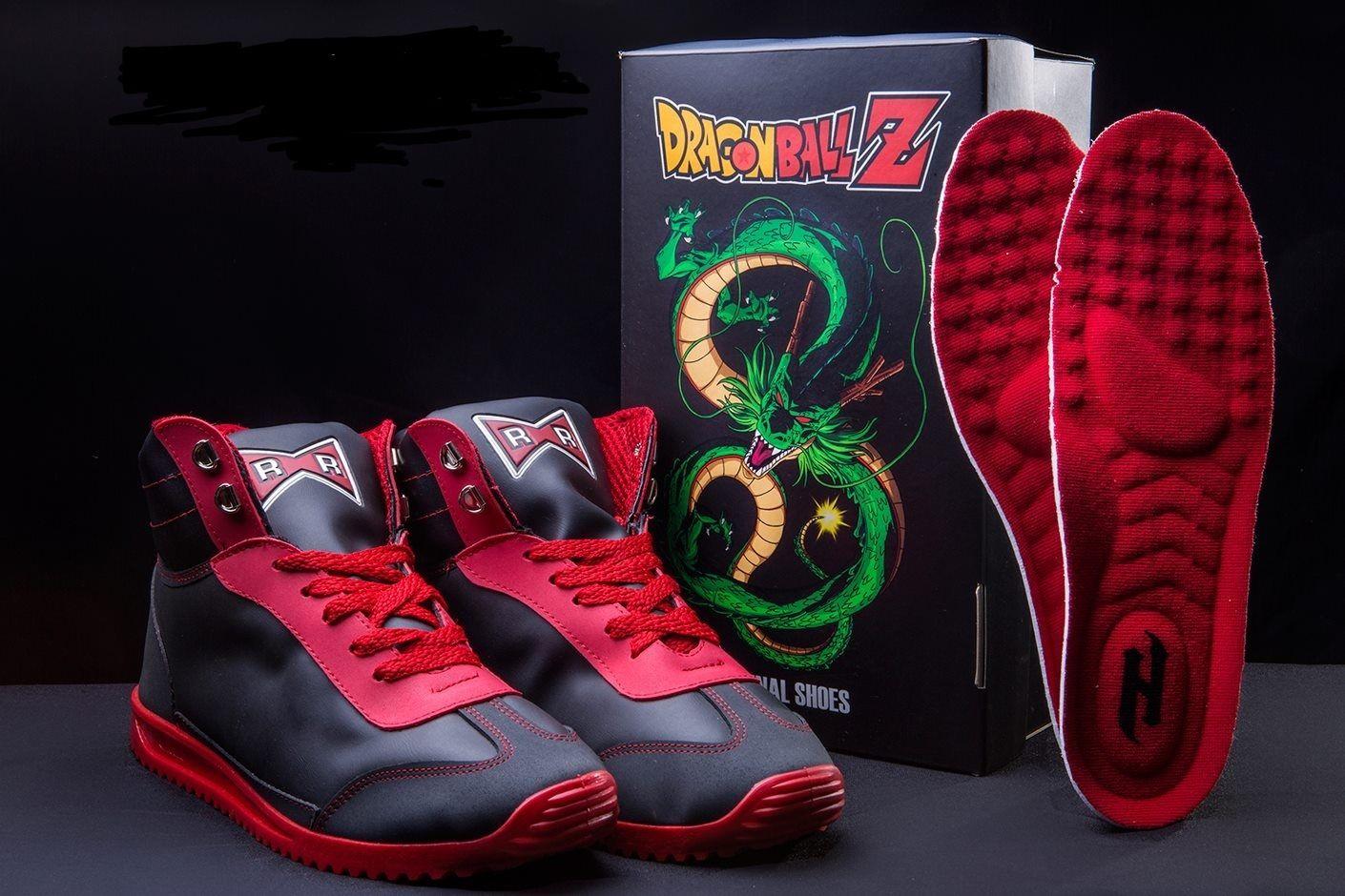 reebok dragon ball z shoes