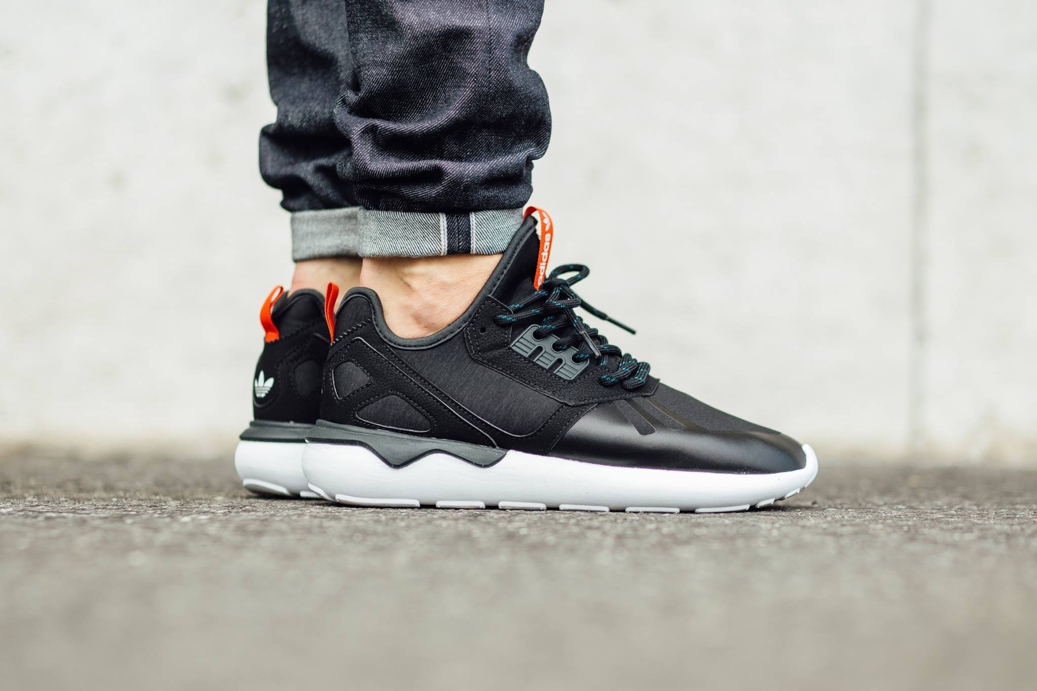 more photos e5910 45337 Following low-top variations of the adidas Originals Tubular Runner Weave  in tonal shades of Green, Navy and Red, the model woven iteration of the  model is ...