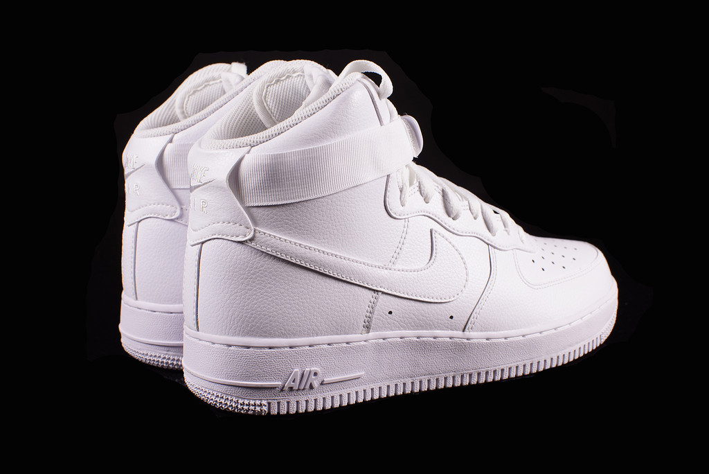 With Force It This All Simple Nike '07 1 White High Air Keep WEH9YI2D