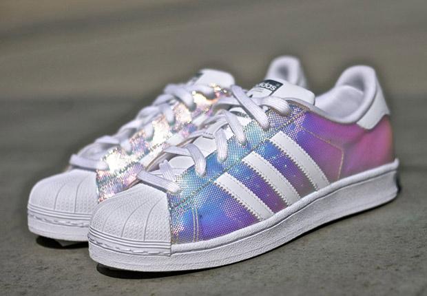 Iridescent Vibes Land On The adidas