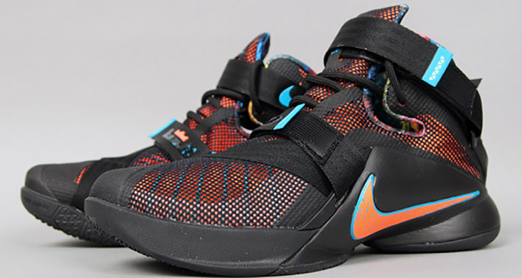 best sneakers 4f3ac 4ba48 A Nike LeBron Zoom Soldier 9 With Knicks Aspirations