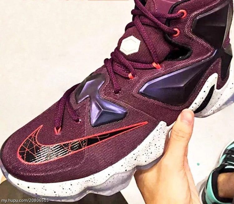Here's a Look at The Nike LeBron 13 In