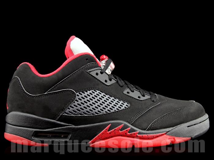 """best sneakers 3610b fa659 Detailed Look At The Air Jordan 5 Low """"Alternate '90 ..."""