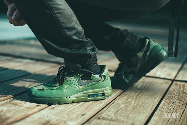 nike air max 1 ultra moire groen