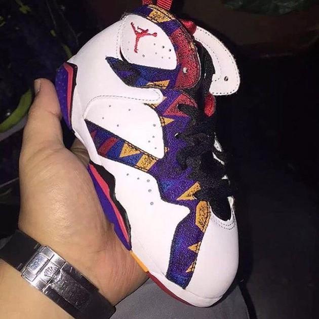 premium selection 78f1a d606e Air Jordan 7 Sweater/Nothing But Net • KicksOnFire.com