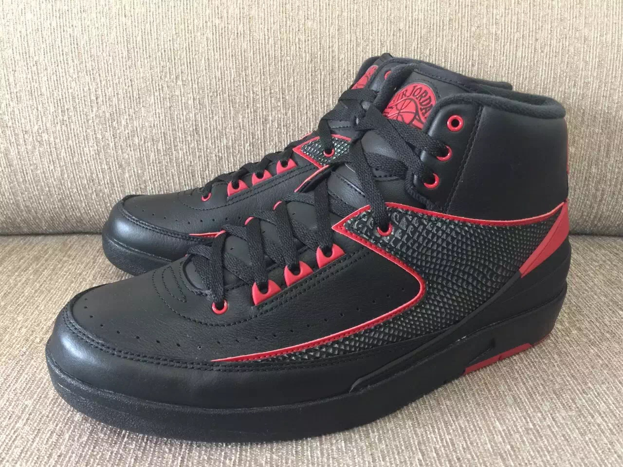 timeless design fba10 eb0c7 Air Jordan 2 Alternate 87 • KicksOnFire.com