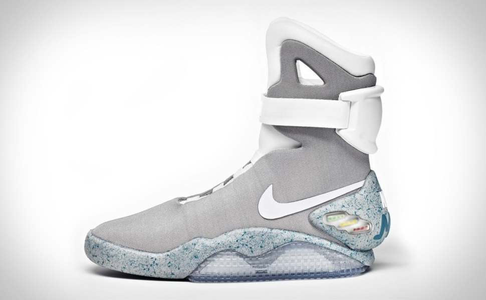 Self Lacing Nike Air Mags Are Reportedly in NYC NOW