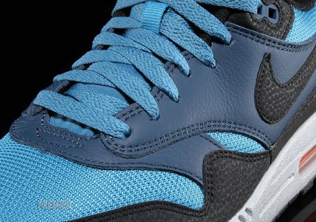 nike air max 1 essential stratus bleu