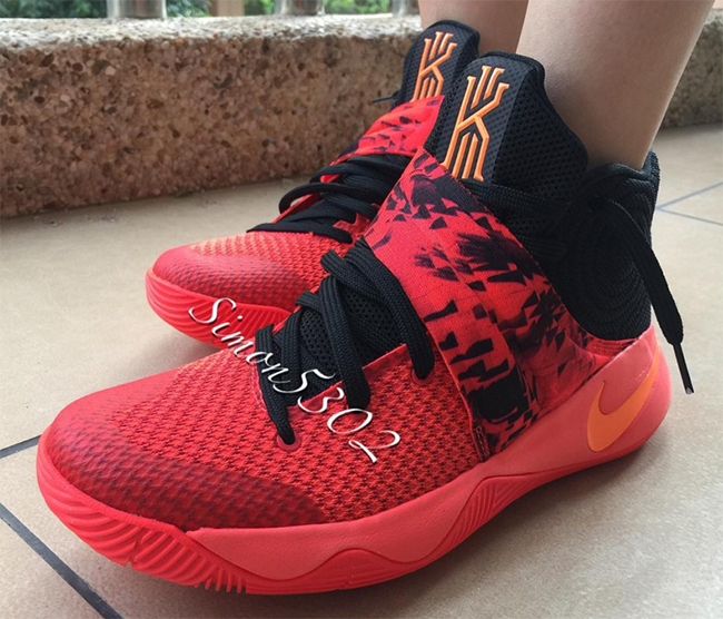sale retailer f409d b28ff Additional Images Of The Upcoming Nike Kyrie 2